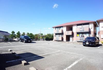 駐車スペース☆イメージ写真