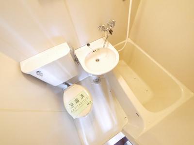 【浴室】生駒ビル(俵口町)