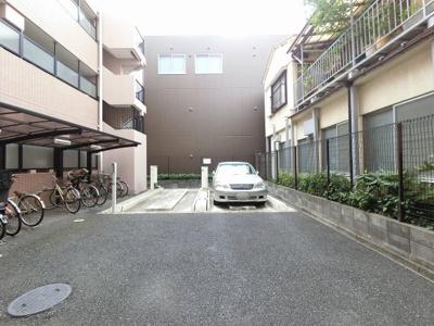 【駐車場】ガーデンホーム多摩川Ⅲ