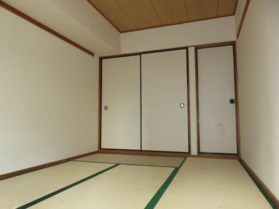 【寝室】安藤ビル2