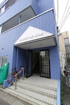 【エントランス】メゾン・ド・ヒデ