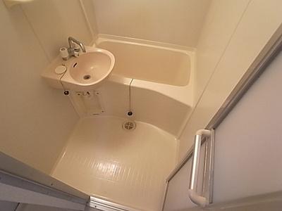 【浴室】メゾンユキ