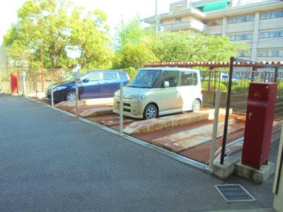 【駐車場】ツバイト東住吉