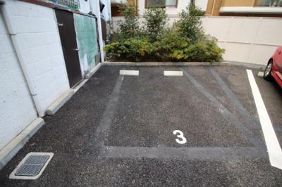 【駐車場】(旧ハイムラポール16)