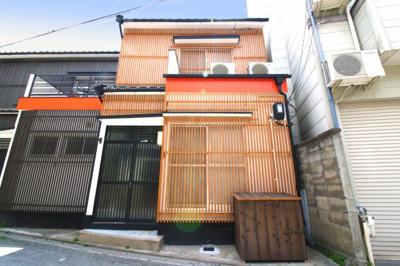 1棟貸しの京町屋風ゲストハウス 平成30年3月リフォーム済♪