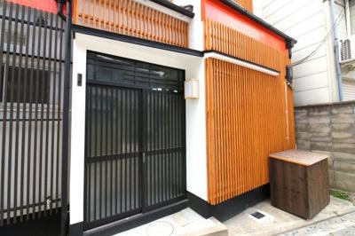 【玄関】伏見区葭島矢倉町 ゲストハウス