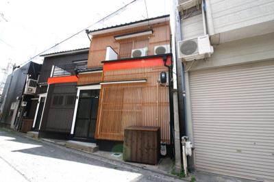 【外観】伏見区葭島矢倉町 ゲストハウス