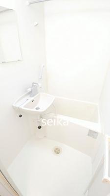 【浴室】レオパレスカメリアウエスト