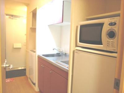 キッチンまわりです。