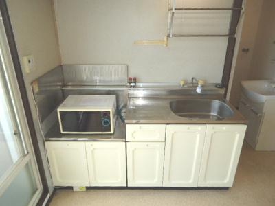 【キッチン】北六甲台ハイツ