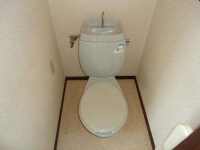 【トイレ】北六甲台ハイツ