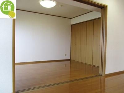 【洋室】グローヴィーサイト新都心