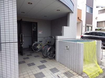 【エントランス】メゾン・アソシエ