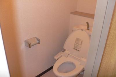 【トイレ】パレスNEWⅤ A棟