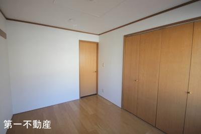 【寝室】オマージュ壱番館