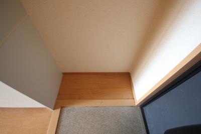 玄関横スペース