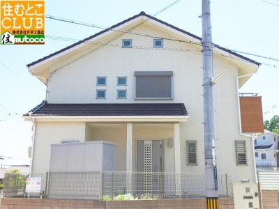 【外観】神戸市垂水区小束山手 H23年建築 中古戸建