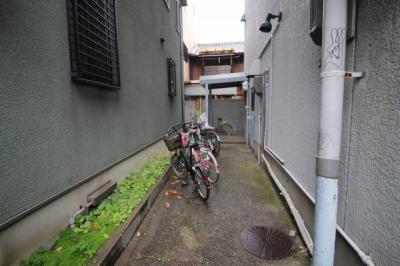 駐輪スペースあります♪