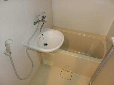 【浴室】パサニアハイツ小宮