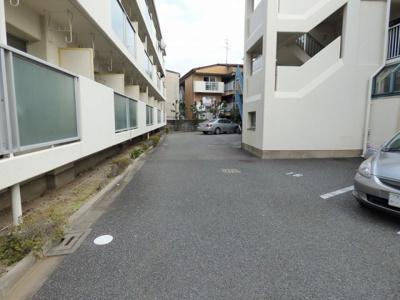 【駐車場】ゼンコウコーポラス3号棟