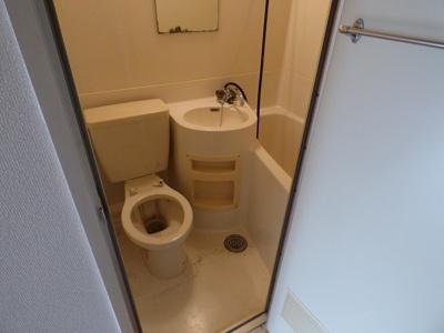 【浴室】ゼンコウコーポラス3号棟