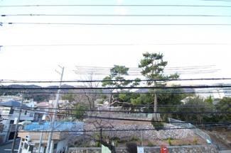 【展望】ダイドーメゾン六甲