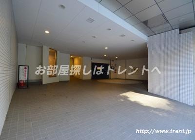 【エントランス】四谷デュープレックスD-R