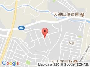 【地図】ラフェスタ