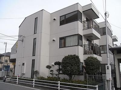 【外観】六甲司マンション
