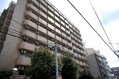 【外観】ライオンズマンション三宮東第2