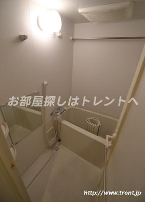 【浴室】プレールドゥーク北新宿Ⅲ