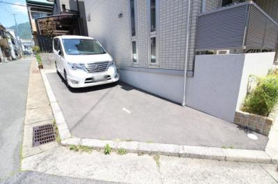 【駐車場】ローレル千旦