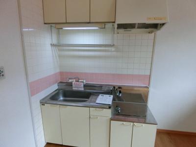 【キッチン】ヴィレッヂローデンⅡ