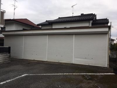 【外観】熊谷市樋春ビーフリー敷地内倉庫