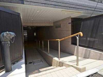 【バルコニー】サンハイツ亀戸 55㎡ 2階 角 部屋 リ フォーム済 亀戸駅5分
