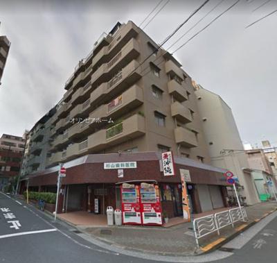 【外観】サンハイツ亀戸 55㎡ 2階 角 部屋 リ フォーム済 亀戸駅5分