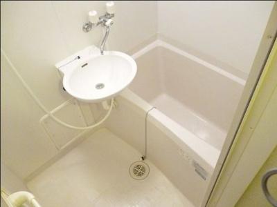 【浴室】レオパレスオラトリオ