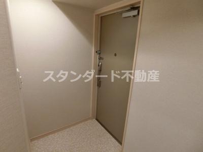 【玄関】エイペックス梅田東Ⅱ