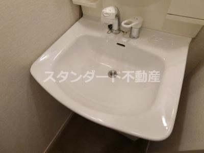 【独立洗面台】エイペックス梅田東Ⅱ