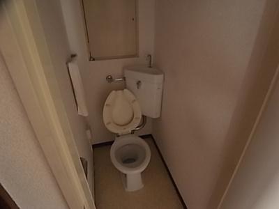 【トイレ】第2ビラ摩耶