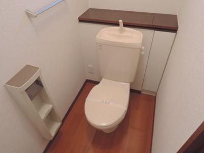 【トイレ】クレストコート