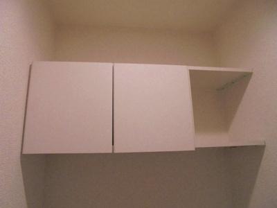 トイレ内 棚