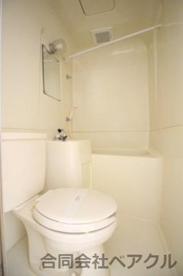 【浴室】サンモール青木