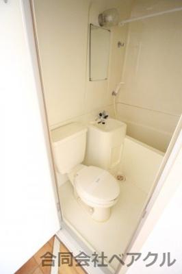 【トイレ】サンモール青木