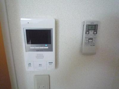モニター付きインターフォン b'CASA Ohjima