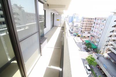 【バルコニー】プレノ長田