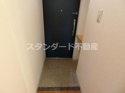 【玄関】エスポルテ福島