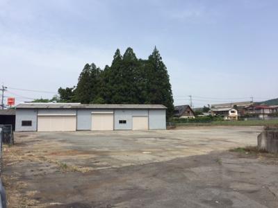【外観】丹波篠山市郡家 事業用地