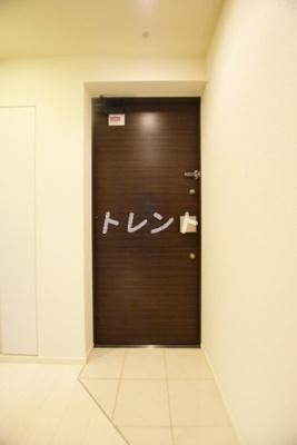 【玄関】パークホームズ市谷薬王寺セントガレリア