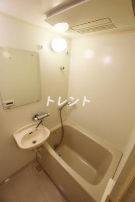 【浴室】パークホームズ市谷薬王寺セントガレリア